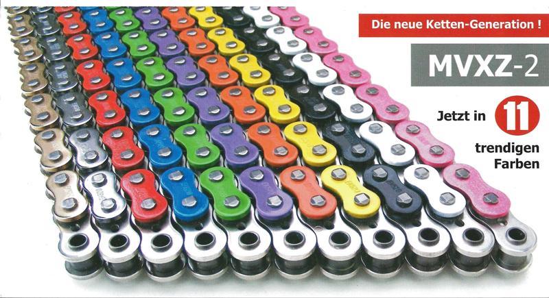Enuma Ketten 11 Farben